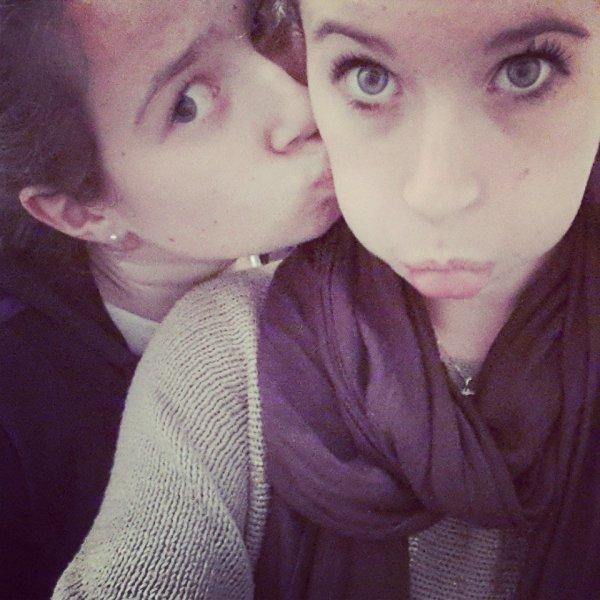 La soeur, Amandine <3