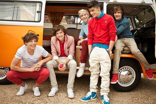 J'adore One Direction et vous ????????