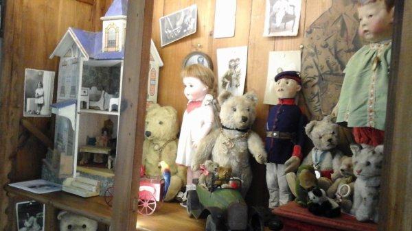 Maison de poupées godchal