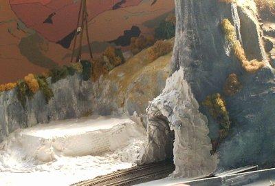 Tunnel de Moniat travaux
