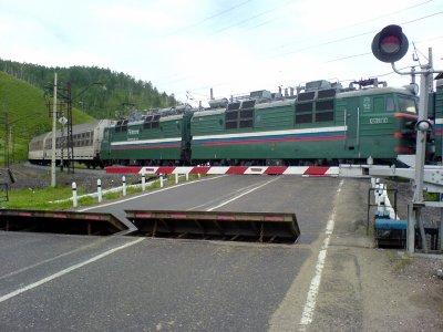 Vidéos de trains