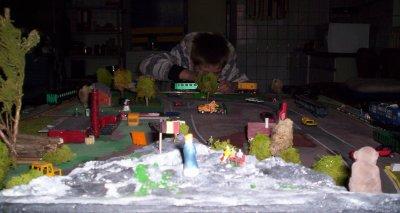 Après un vendredi soir invité aux voeux 2012 par le Comité de Commune à Givet