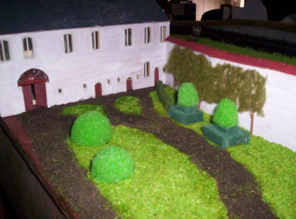 Waulsort et son décor