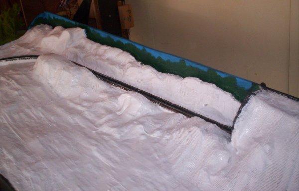 diorama neige 3