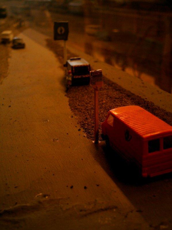 arrêt de bus 5