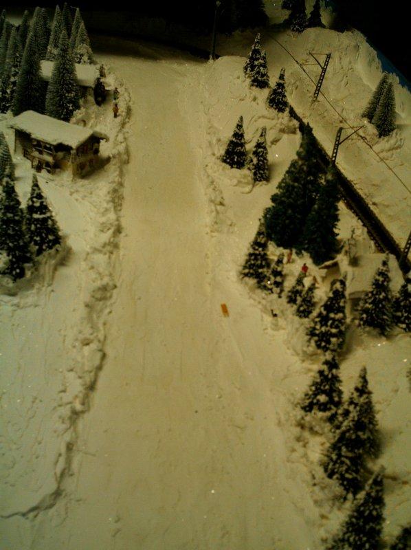 Module Suisse hiver