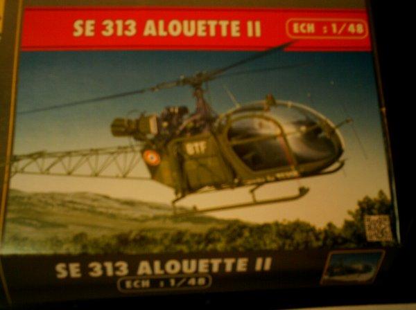 Alouete II