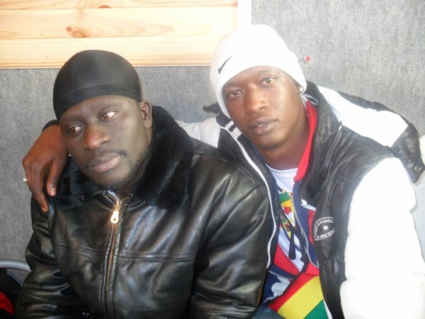 BLACK G et DIABLE MC