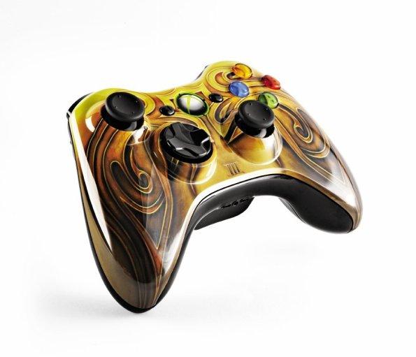Manette Sans Fil Xbox360 Fable3 En Edition Limitee Blog De Fable3