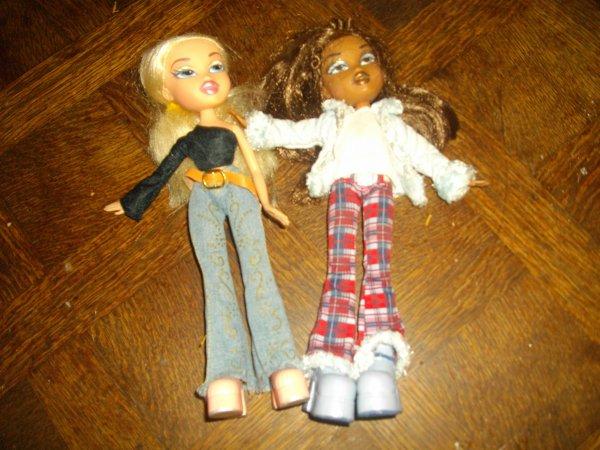 poupées 2*