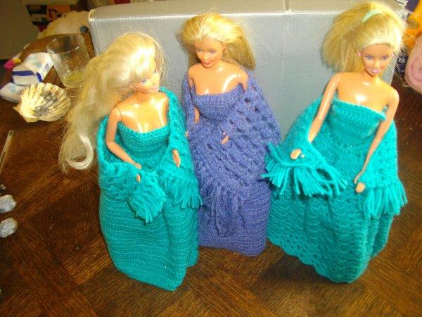 poupées barbie 4*