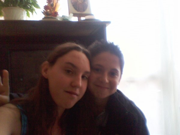 moi et mon neuve yann