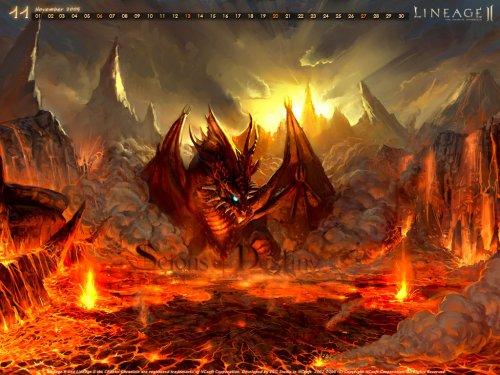 Le Dragon des Laves