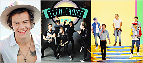 Teen Choice Award 2013 !