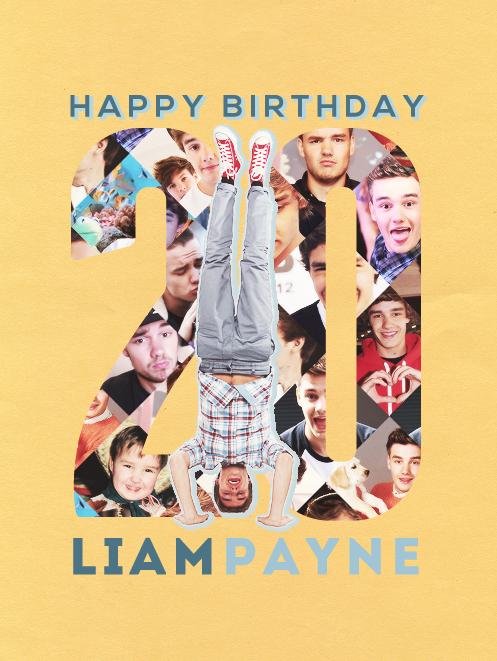 Birthday of Liam ♥