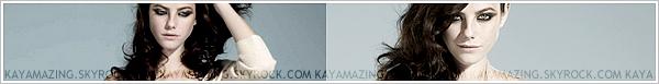 » Qui est Kaya Scodelario ?