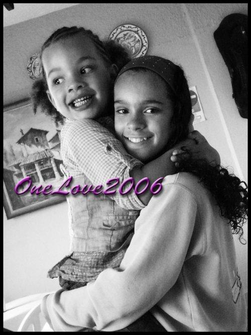 ♥ Eden & Savannah,les cousines ♥