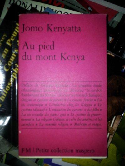 Au pied du mont Kenya
