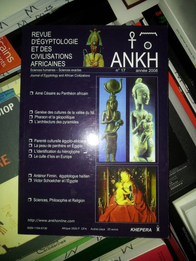 Revue ANKH
