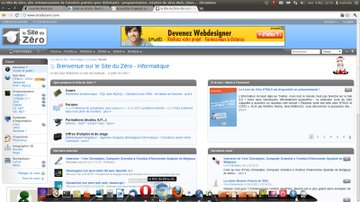 Le site pour débutants où tout est expliqué... à partir de Zéro !
