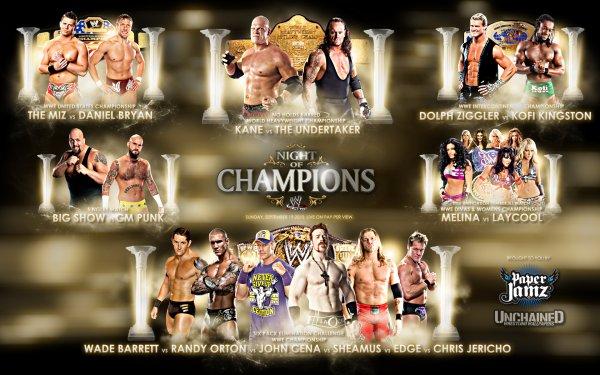 WWE Wallpaper