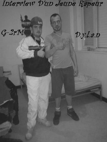 D.Y.L.A.N Feat G-2rM / Interview D'un Jeune Rappeur (2013)