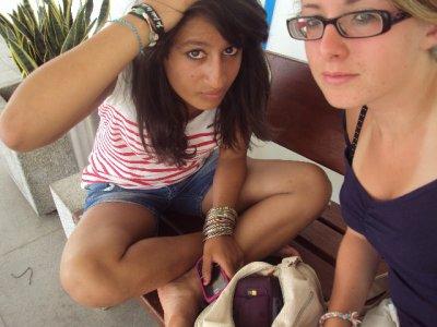 Moi & Ma Blondasse <3