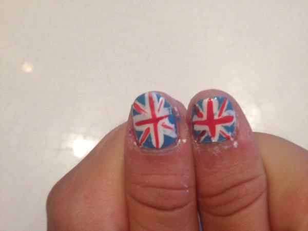 nail art london