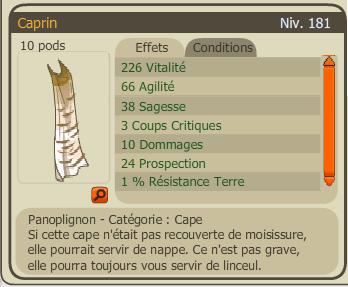 Up 182 / Rasboulaire / Caprin !