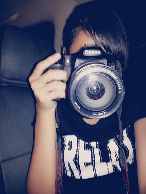 Selfie of Photographer