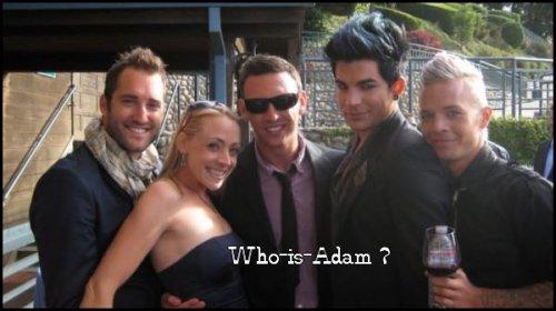 Nouvelles photos d'Adam & Sauli au mariage de Brooke Wendle
