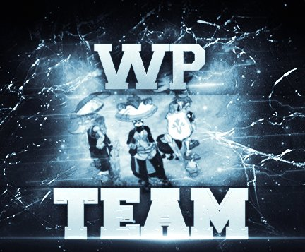 Bienvenue sur le blog de la team WP