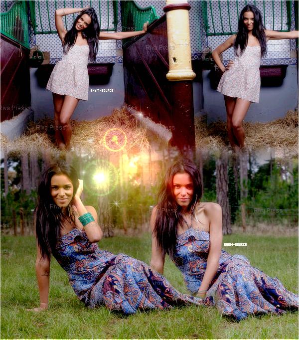- Nouveau Photoshoot de Shy'm !   -