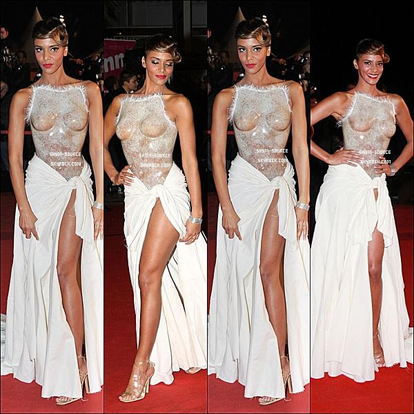- 28 / 01 / 12 : La miss était sur le Red Carpet de la cérémonie des NRJ Music Awards  -