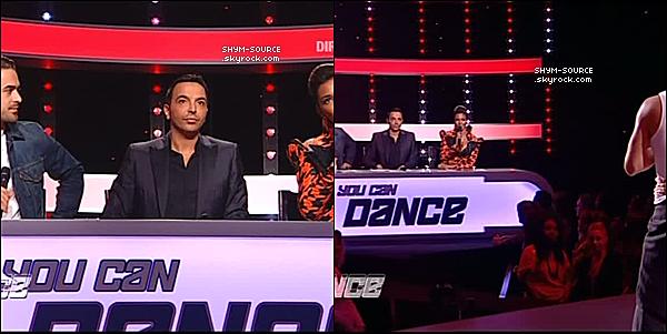 - SHY'M Jury dans You Can Dance - Replay -