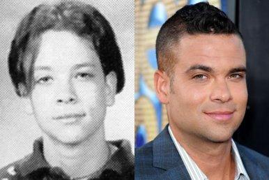 """J'ai trouvé des photos de nos acteurs """"Glee quand ils étaient jeune sur un site américain :) Voici les photos (partie 1)"""