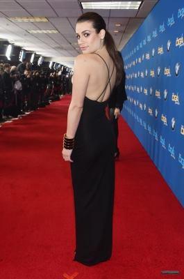 Lea et Jane hier aux 67th Directors Guild of America Awards (partie 1) :)