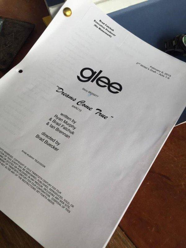 """Le dernier épisode (6x13) est intitulé """"Dreams Come True"""" :)"""