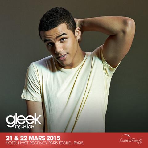 Je vous annonce que le 7ème et dernier Guest pour la Gleek Reunion les 21 & 22 Mars 2015 à l'hôtel Hyatt Rege...