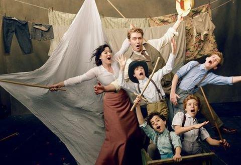 Nouvelle image promo de Matthew pour Finding Neverland :)