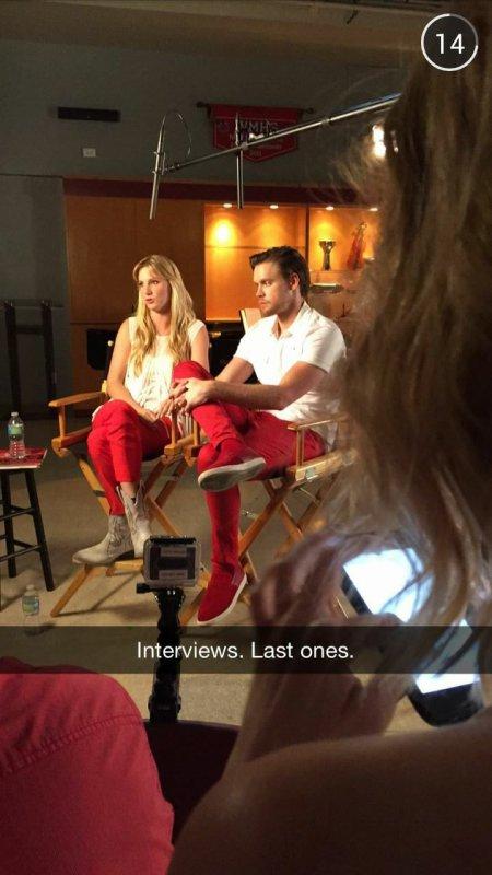 Dianna, Harry, Mark, etc....  on peut voir aussi Jacob pour le dernier épisode :)