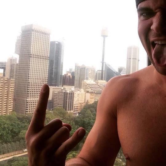 Au passage Mark est en Australie avec Tyler Blackburn pour le festival Good Life Festival :)