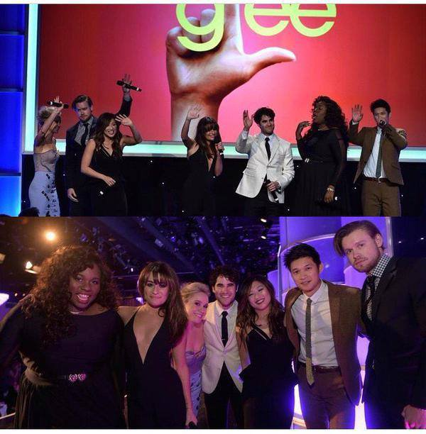Hier soir à eu lieu The Family Equality Council's LA Awards dinner avec la présence de Chord, Darren, Harry, Alex, Ryan, Lea, Becca, Jenna et Dot :) Partie 1 :)