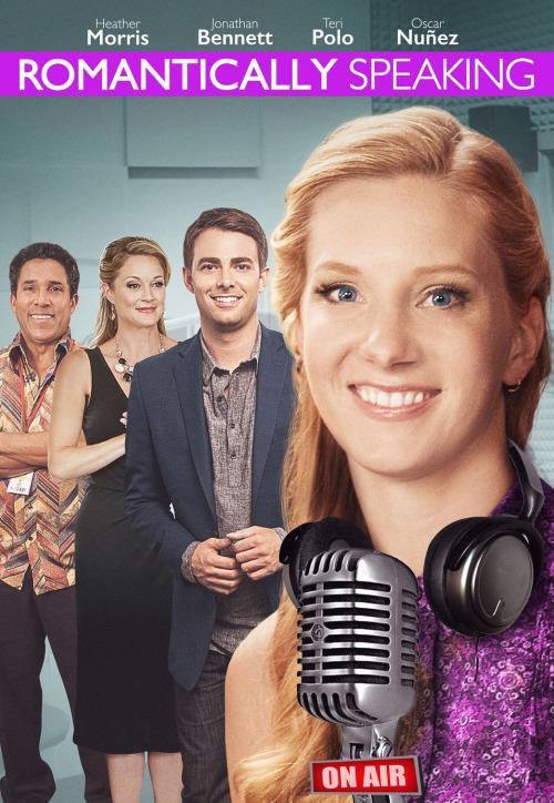 Affiche promo de Romantically Speaking av Heather :)