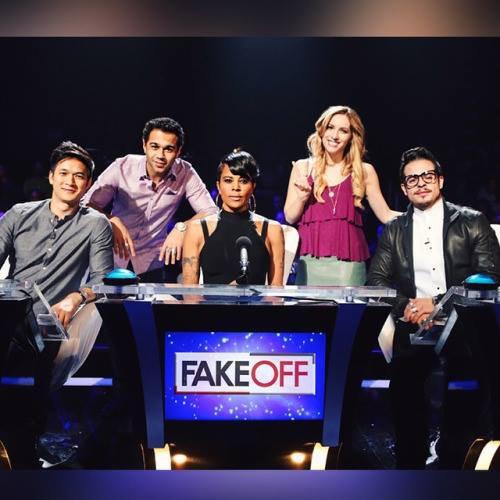 Harry reprend son rôle de juge dans la saison 2 de Fake Off :)