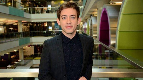 Kev était aujourd'hui sur le plateau de BBC Breakfast :)