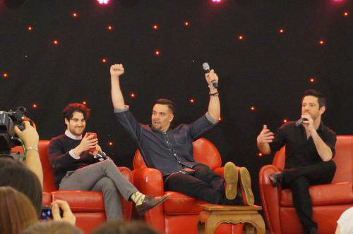 Convention Glee :D <3