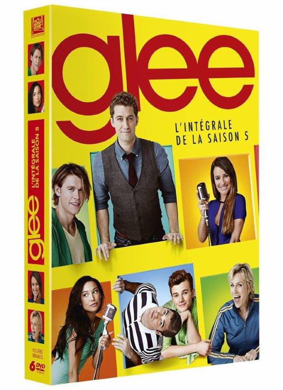 Le DVD de la saison 5 sortira le 20 mai en France :)
