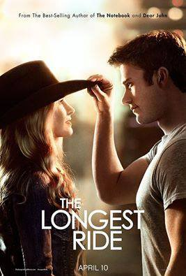 Affiche de The Longest Ride (film) avec Melissa ;)