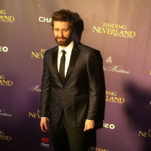 Matthew et Darren à une soirée pour Finding Neverland :)